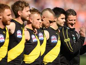 AFL supports Tigers, Pies' stand against racism