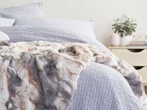 Coles launches new homewares to keep you warm this winter