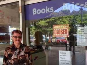 Op shop falls victim to consumer spending patterns