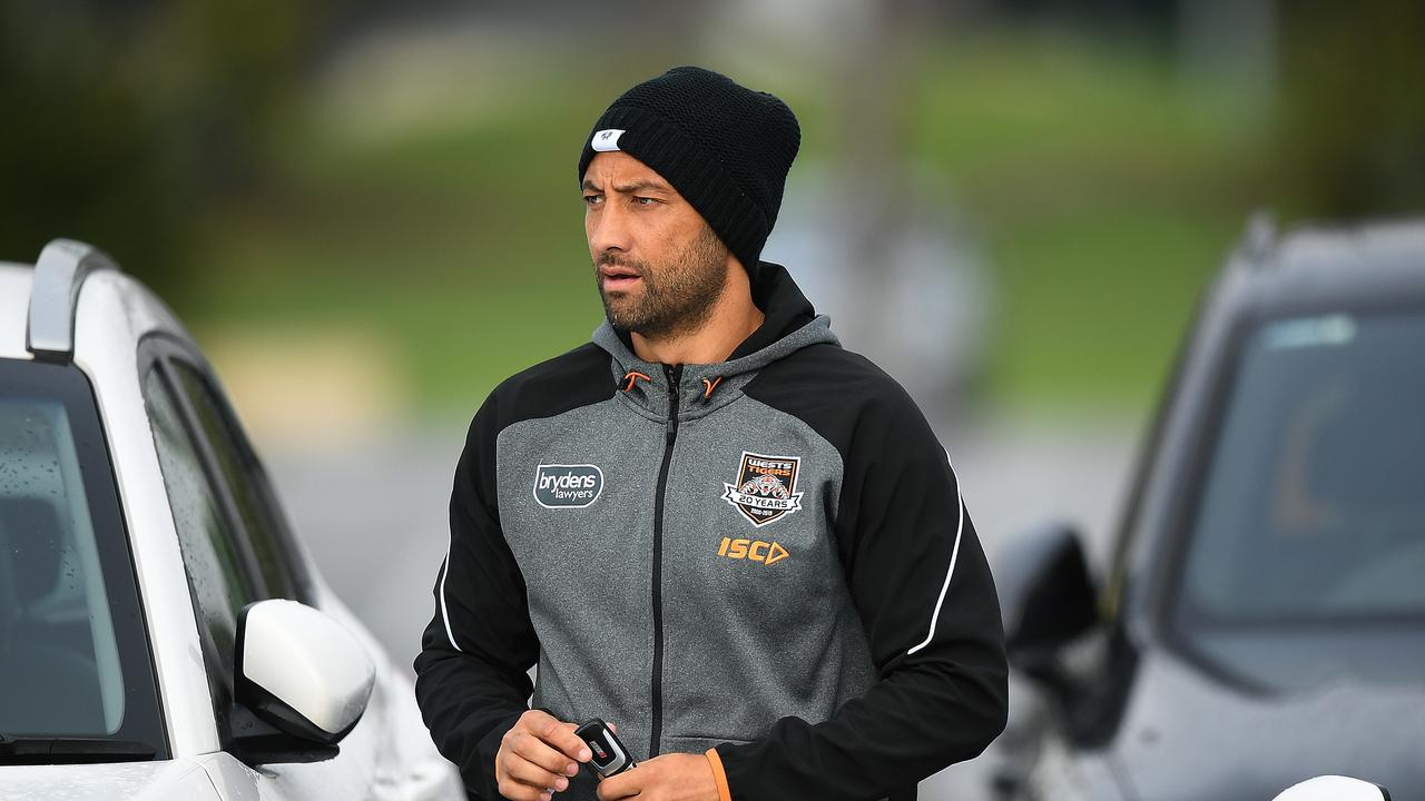 Benji Marshall has been caught up on a Coronavirus breach scare. Picture: AAP