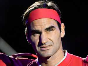 Federer reveals devastating 'setback'