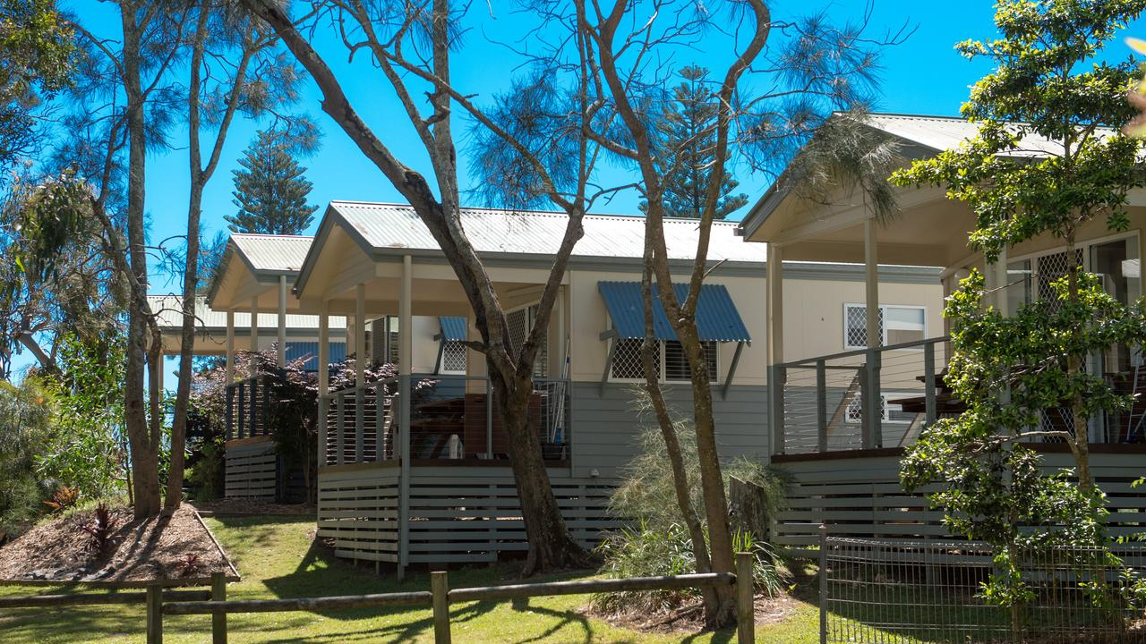 Various Coffs Harbour City Council holiday parks opened again on June 1.