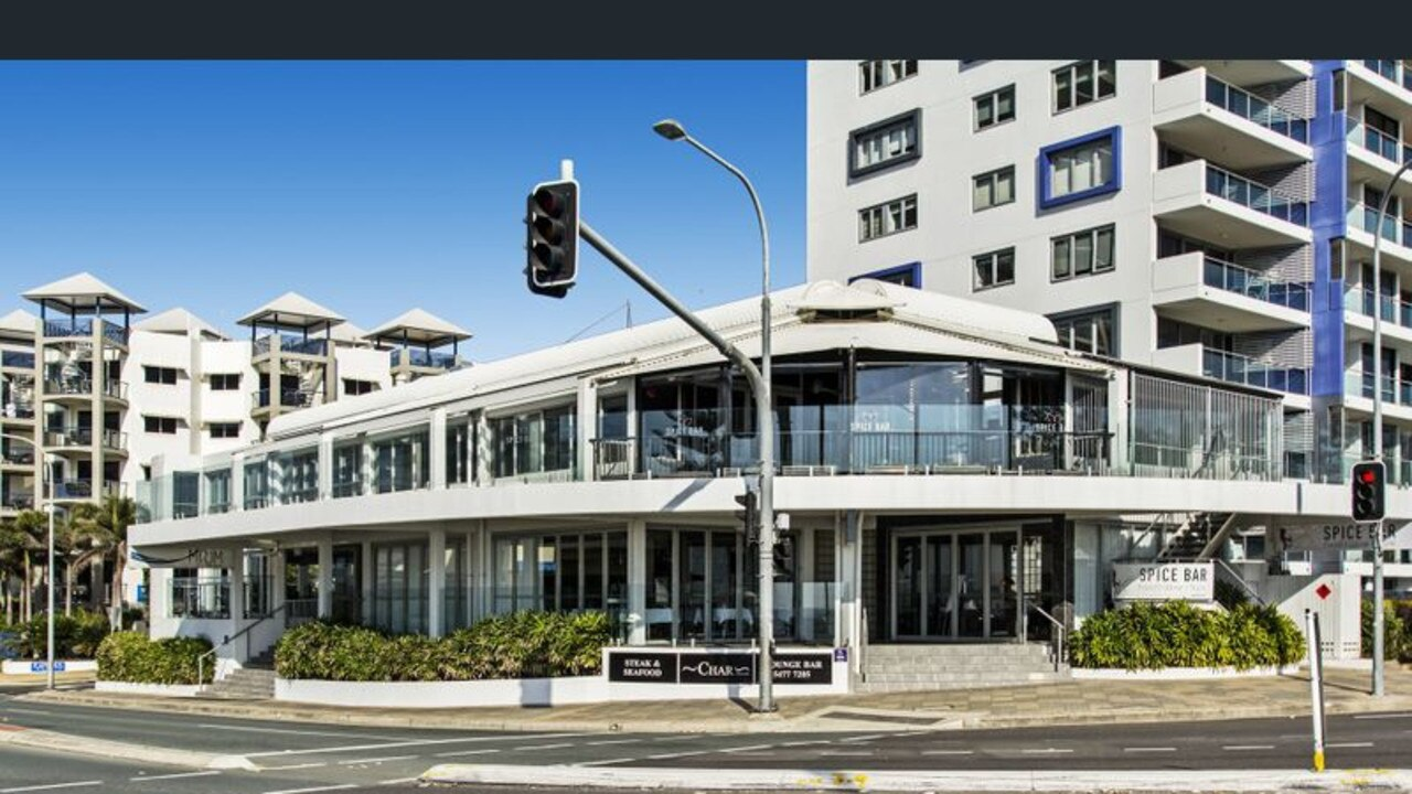 123 Mooloolaba Esplanade was listed for sale for the