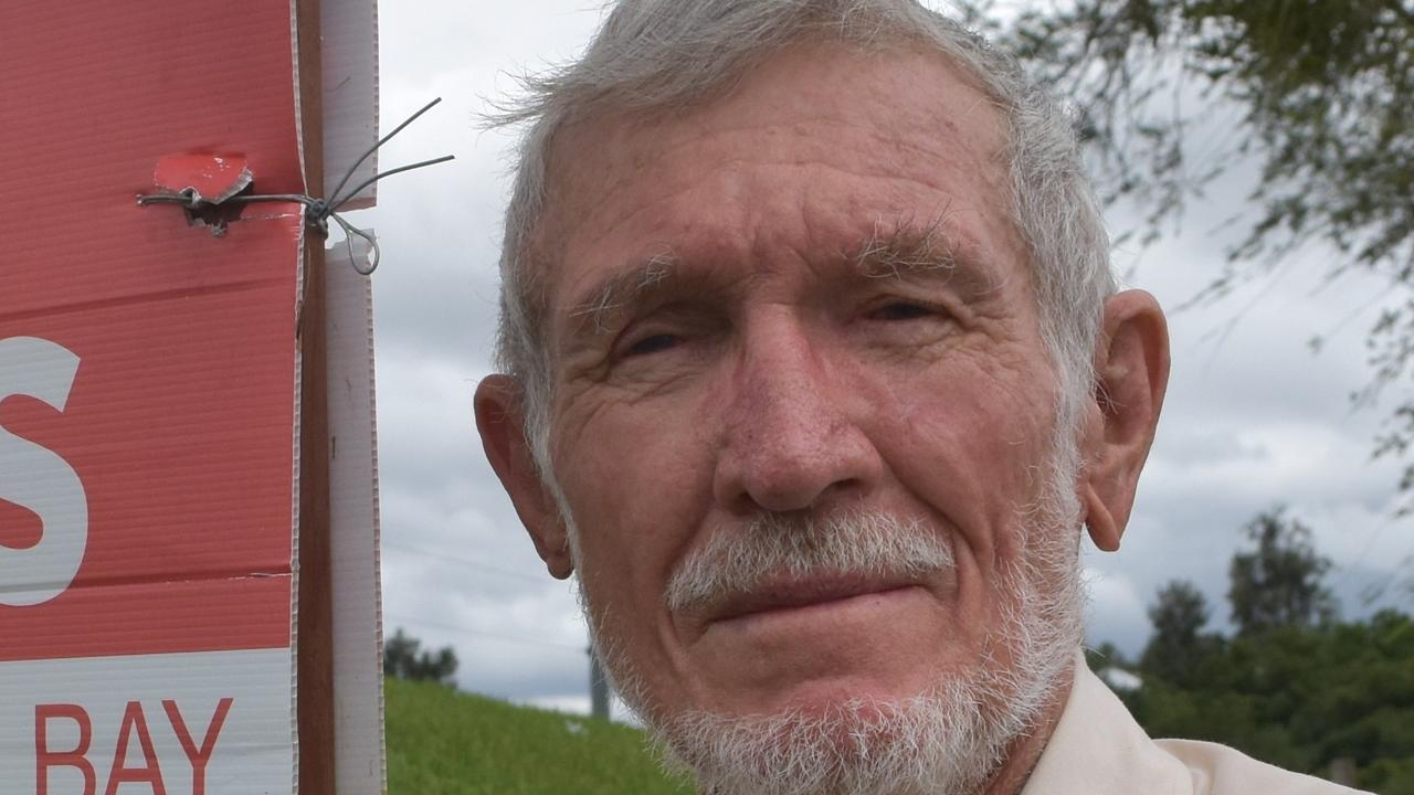 Former Widgee Shire councillor and Gympie Labor stalwart Geoff Brown has died after a battle with cancer.