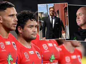 Dragons stars facing axe in $2m roster shake-up