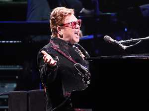 'F***ing dogs': Mum sorry for outburst at Elton John concert