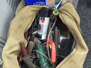 FOUND: Police searching for owner of tool bag