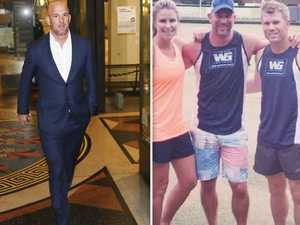 Personal trainer to the star jailed for domestic violence