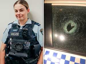 NSW Police attacked as George Floyd violence rages