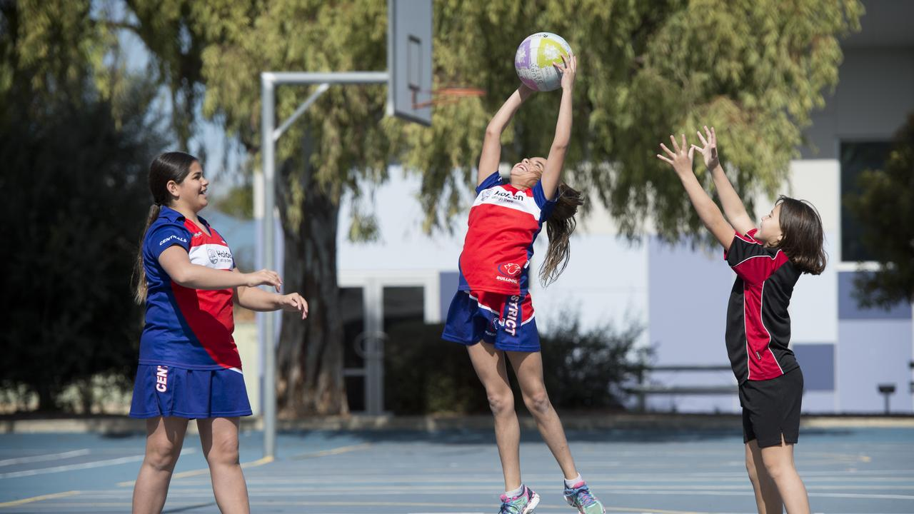 School sport will return from July 10. Pic: Naomi Jellicoe