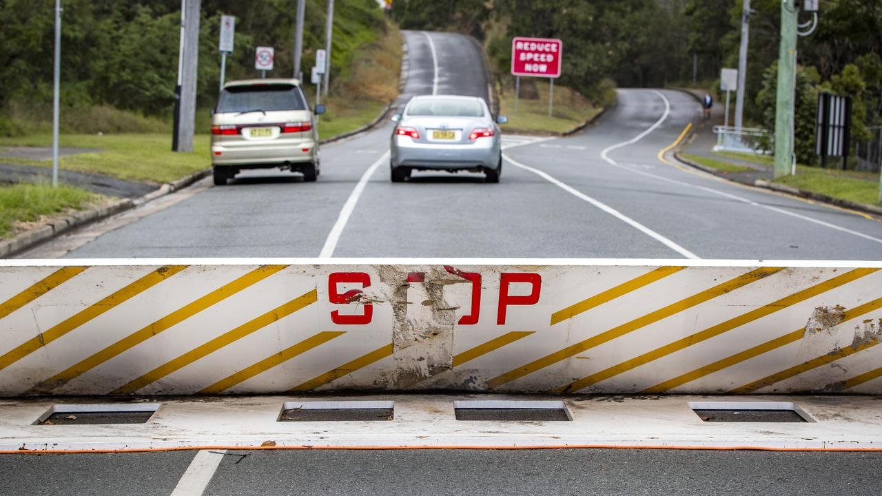 Queensland's border remains closed until at least July. Picture: Nigel Hallett