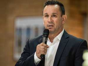 Matty Johns slams cowardly act