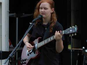 Dalby teen brings music back to town