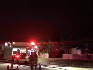 Investigators label Bowen house fire 'suspicious'
