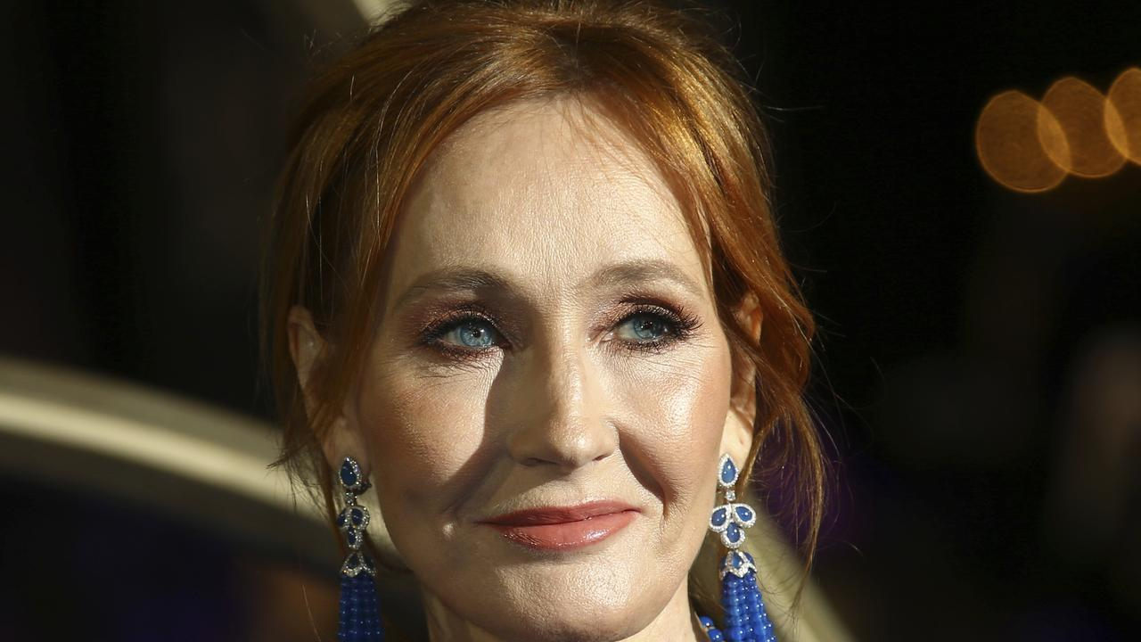 Author J.K. Rowling has revealed she is a survivor of domestic abuse amid transgender controversy. Picture: Joel C Ryan/Invision/AP, File