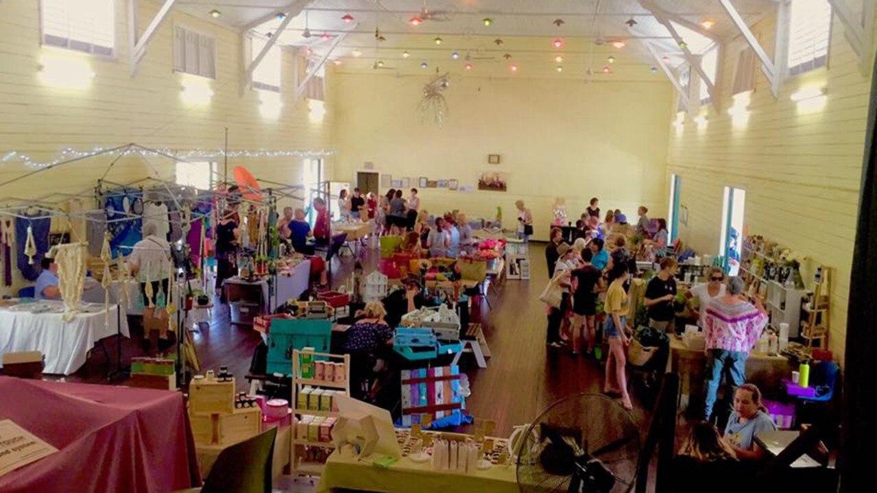 COMING BACK: Capella Community Markets.