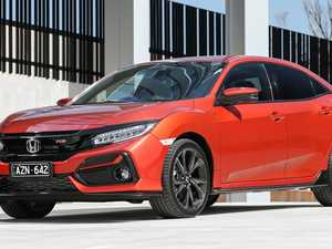 Honda's Goldilocks hatch tested