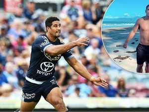 Injury-hit Sharks land powerhouse winger