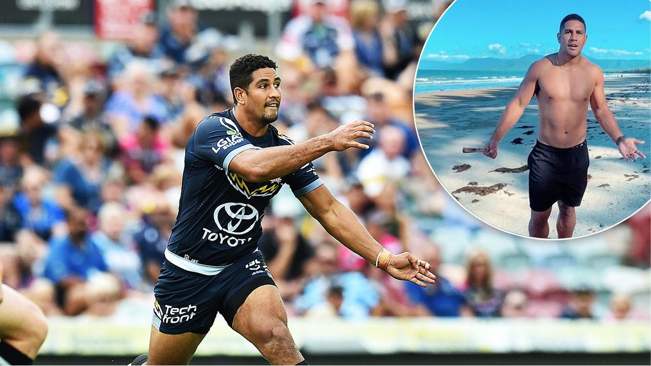 Nene MacDonald will sign with the Sharks – after dropping 9kg in six weeks.