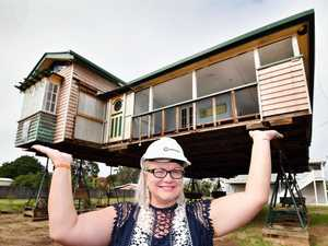 FLIPPING AMAZING: Reno queen's grand plans for Queenslander