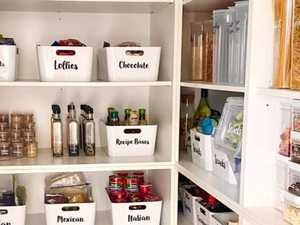 Inside mum's 'next level' Ikea pantry