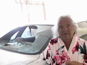 Cherbourg elder's car smashed while in hospital