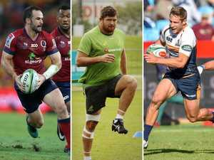 Force sign big four for Super Rugby return