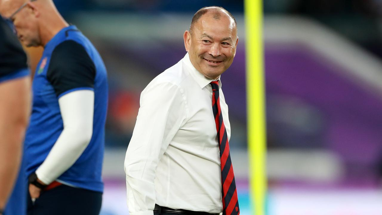 Current England rugby coach Eddie Jones has always believed he could coach in the NRL. Picture: David Rogers/Getty