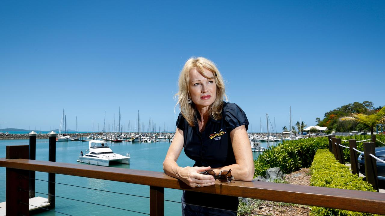 Owner of Ocean Rafting Jan Claxton said JobKeeper payments needed to be extended to help Whitsunday businesses survive. Photo: Cameron Laird