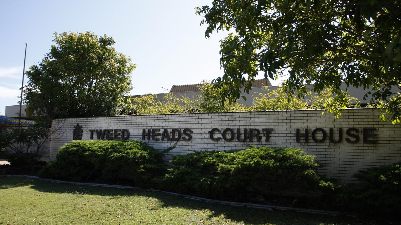 Exterior of Tweed Heads Court House.Photo Jerad Williams / Daily News