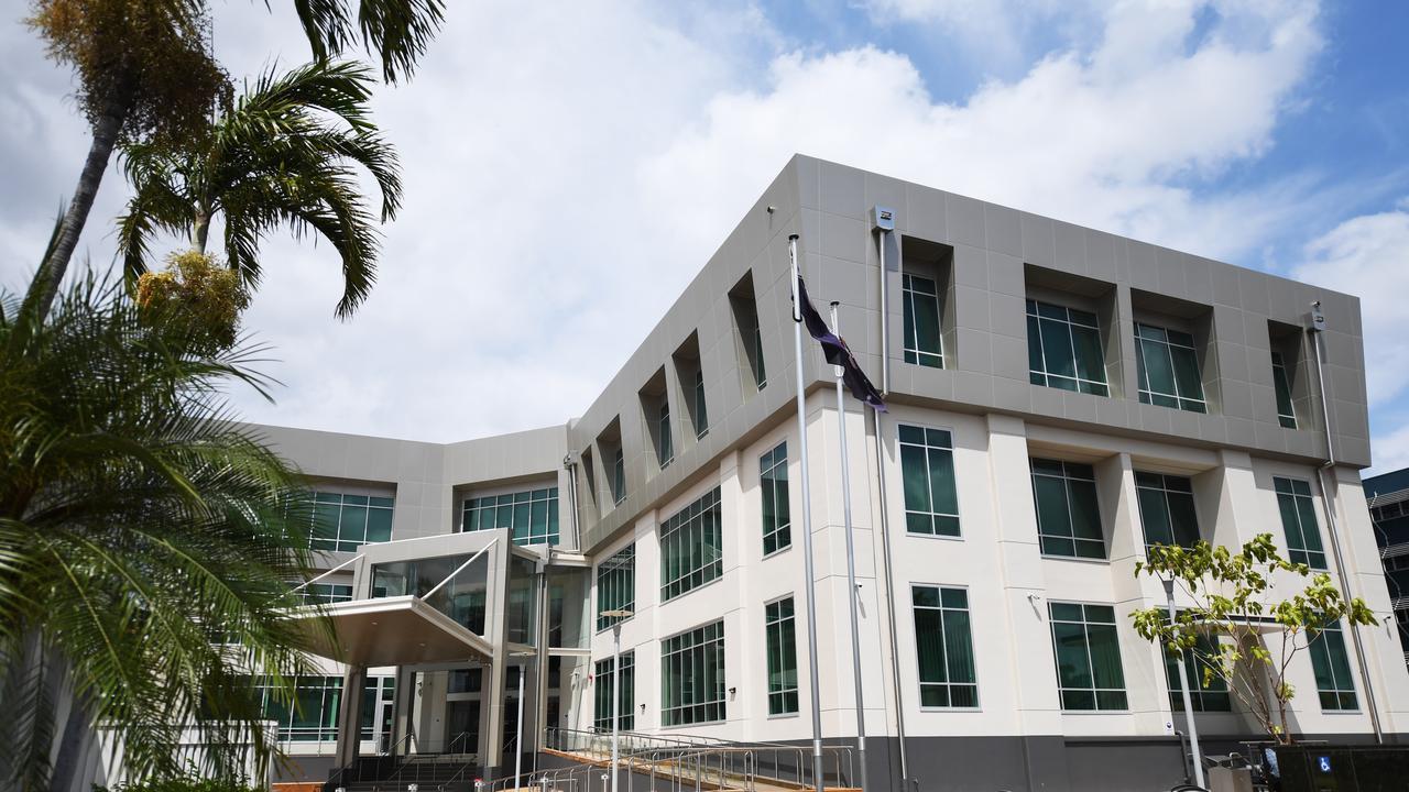 Rockhampton Courthouse. generic