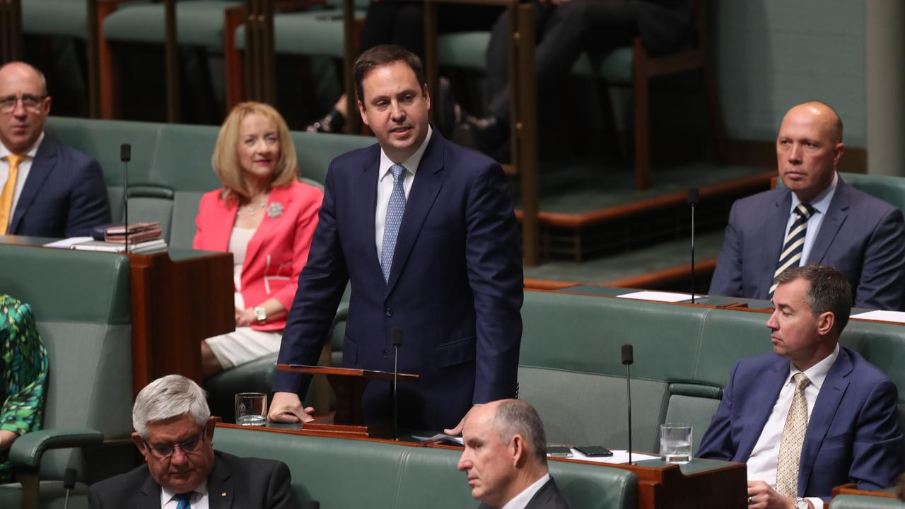 Former Defence Industry Minister Steven Ciobo has taken a $109,000 hit to the pocket while selling up next to the Queensland electorate he represented.