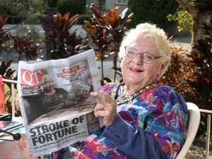 Going digital at 90: Why this QT reader won't give up
