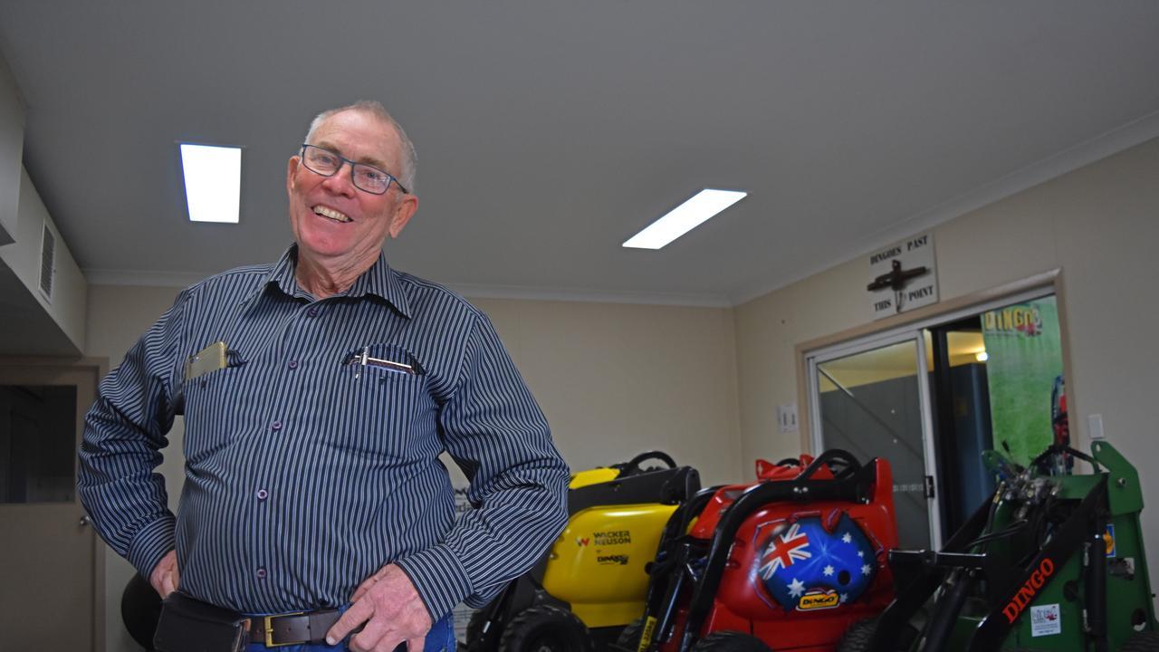 TRAIL BLAZER: Gary Briggs has revolutionised manufacturing in Australia.