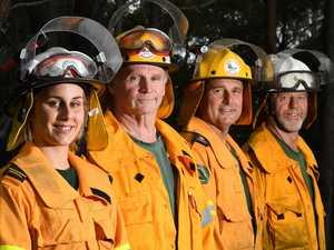 Brave crews recall devastation of Peregian firestorm