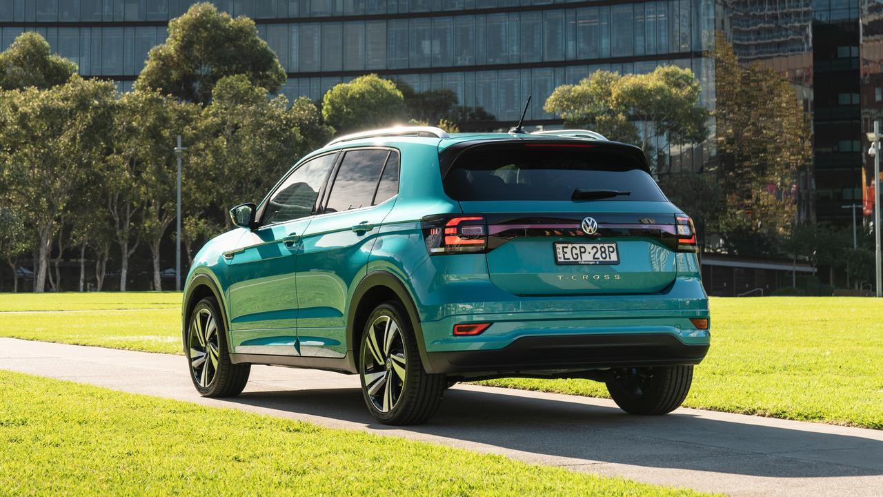 Volkswagen's new T-Cross 85TSI Style.