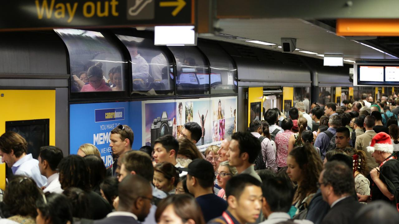 As NSW swings back into action with the lifting of lockdown rules, the number of people hopping on trains, buses, light rail and ferries has surged.