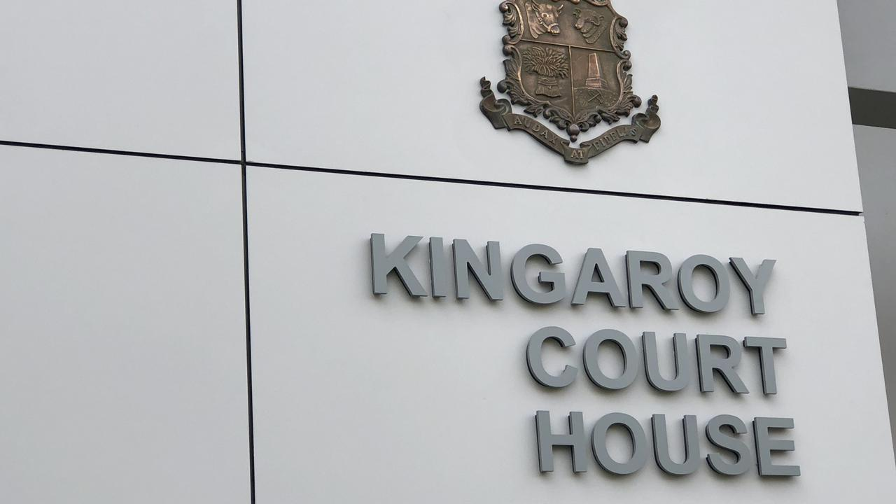 Three people will be appearing in Kingaroy Magistrate Court today.