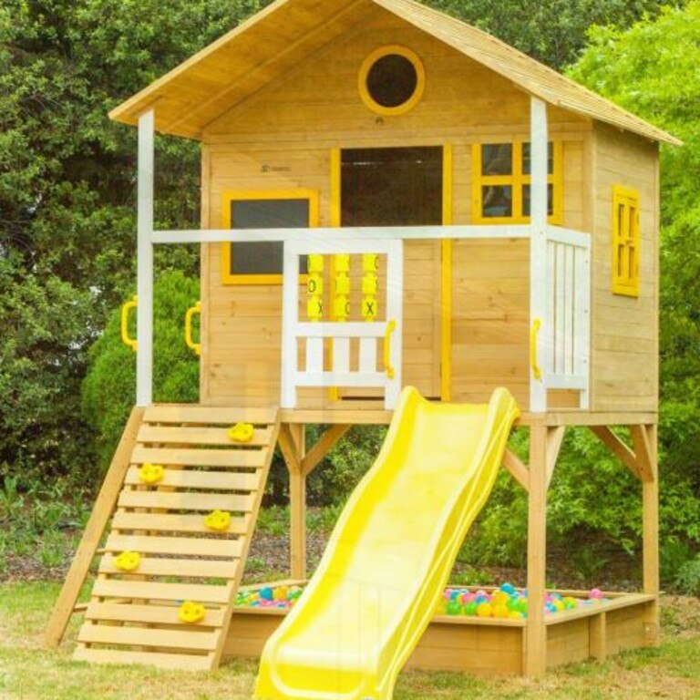 The Lifespan Kids Warrigal Cubby House available at Big W. Picture: Contributed.