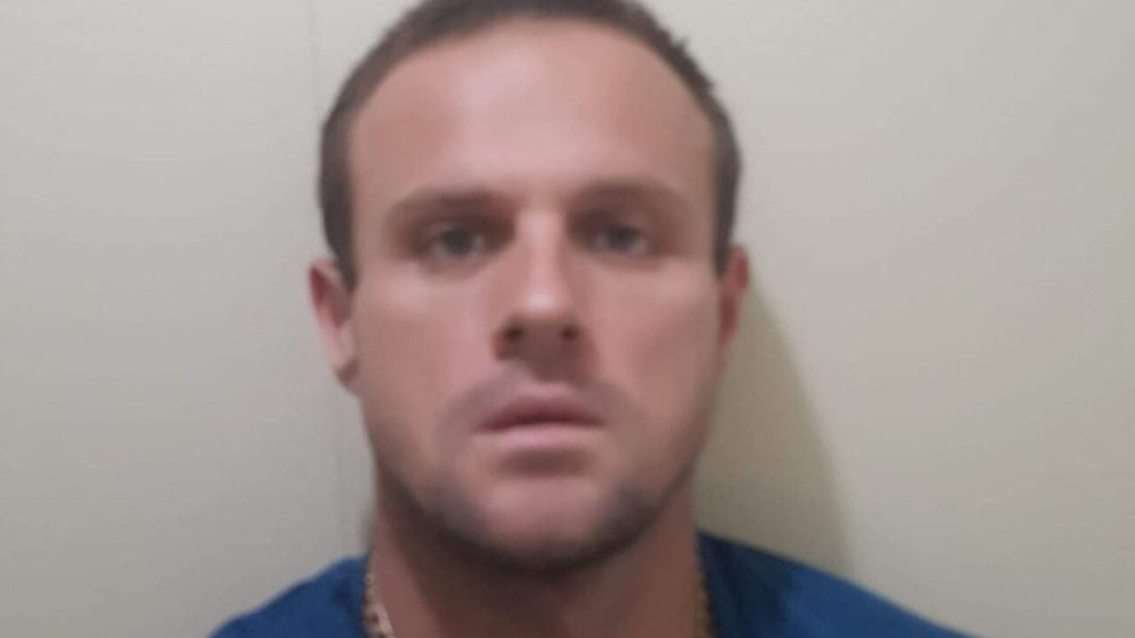 Boronia Heights man Ricky James Andrews, 33, pleaded guilty in Beenleigh Magistrates Court today to 11 property and drug offences. Picture: Facebook