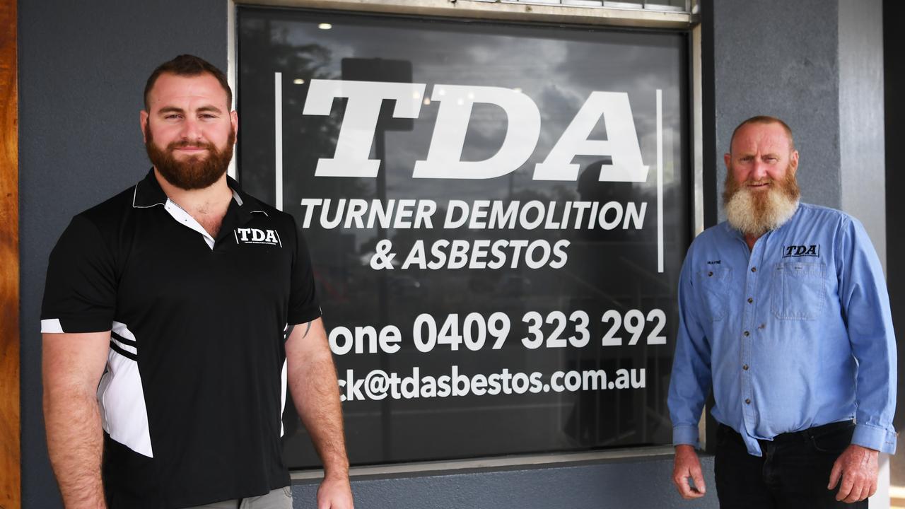 Nick Turner and Wayne Turner.
