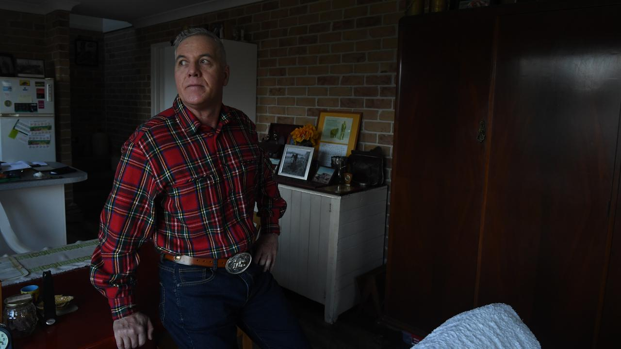 Casino man Robbie Gambley was at the forefront of calls for a redress scheme and was among official guests in Canberra when Prime Minister Scott Morrison made a formal apology to survivors.