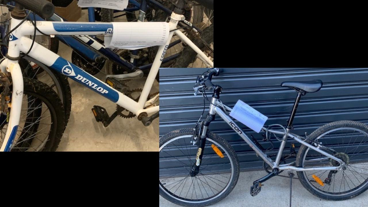PEDAL POWER: Are you missing your bike? Kingaroy Police currently have a number of pushbikes in their possession and are keen to return them to their rightful owners.