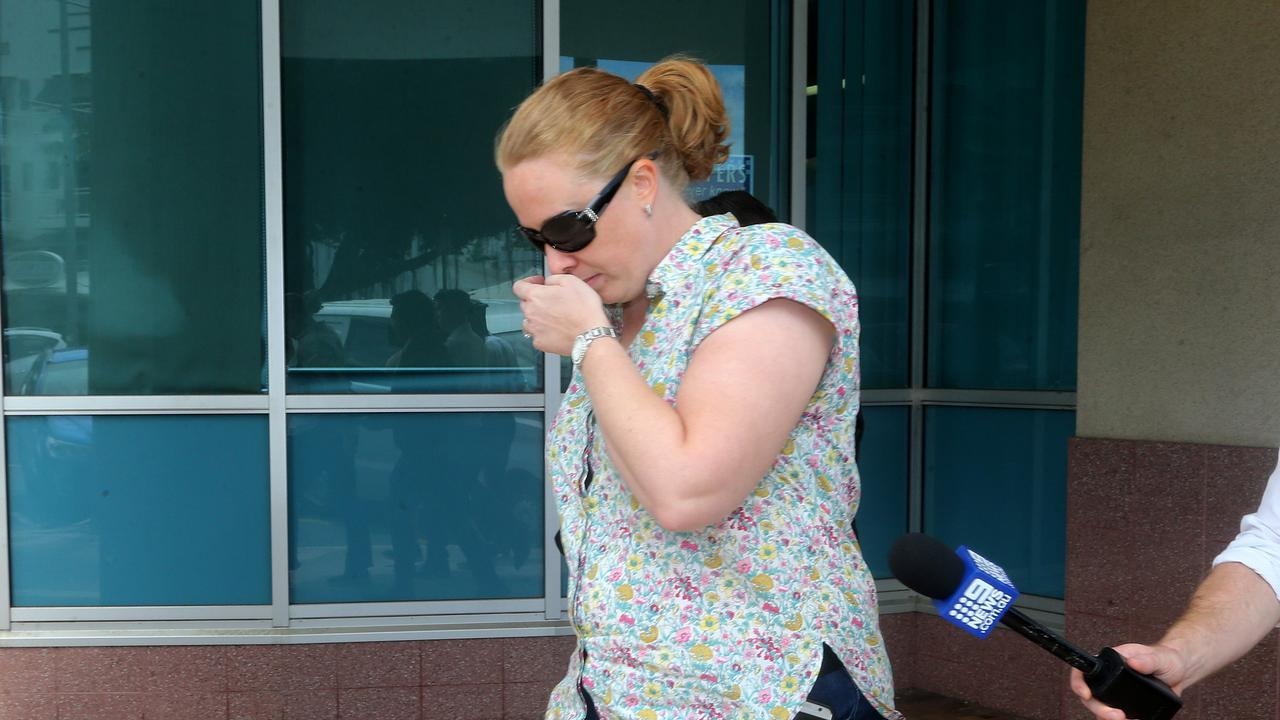 Goodstart Early Learning employee Dionne Batrice Grills, 34, from Manunda has been charged with manslaughter over the death of a three-year-old boy who was found in a hot van at Edmonton. PICTURE: STEWART McLEAN