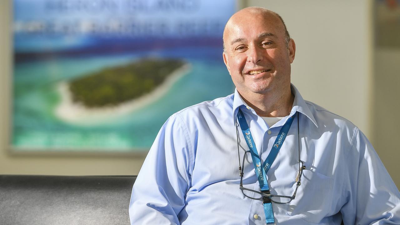 CEO at Gladstone Airport Corporation Mark Cachia