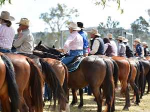 Gatton campdraft club close to opening new grounds