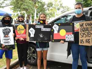 GALLERY: Black Lives Matter protest Rockhampton