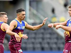 Cameron stars in Lions' narrow victory over Dockers