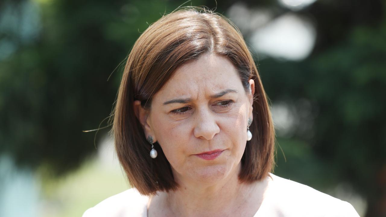 Opposition Leader Deb Frecklington. Pic Annette Dew