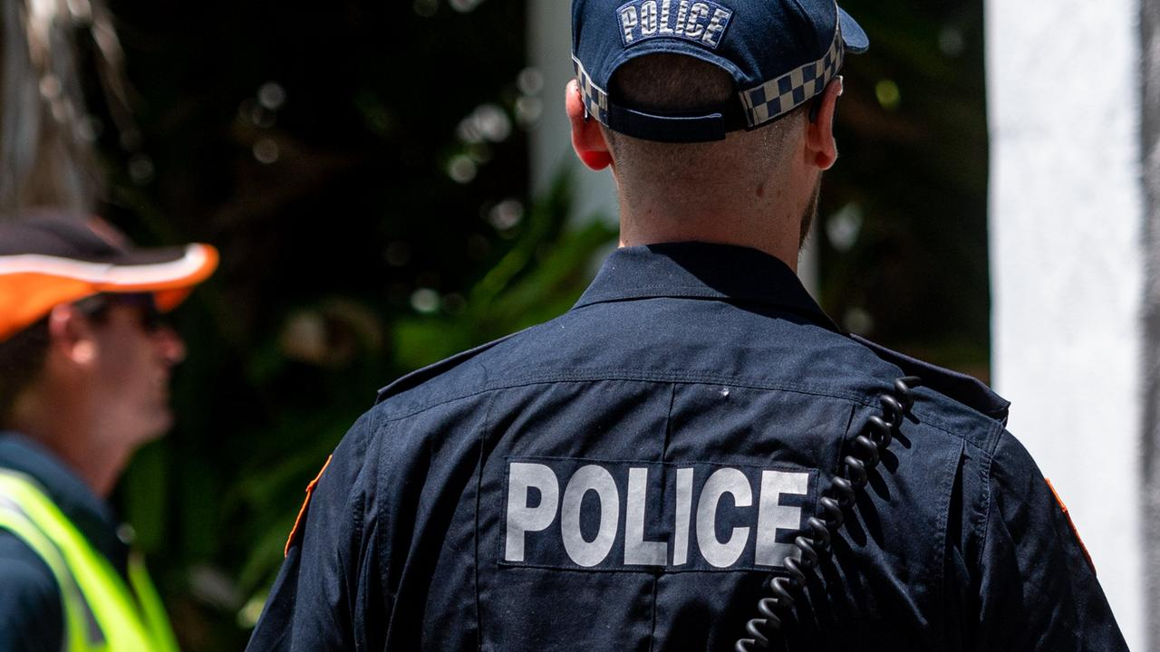 Northern Territory Police are investigating the death of a four-month old while her mother was in police custody. Picture: Che Chorley
